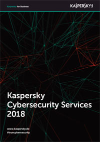 Enterprise Security mit Kaspersky Cybersecurity Services