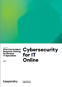 Cybersecurity for IT Online (CITO-Schulung)