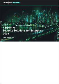 Kaspersky Enterprise Solutions