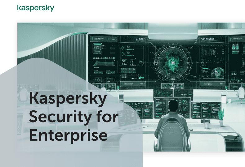 Katalog: Kaspersky Solutions for Enterprise